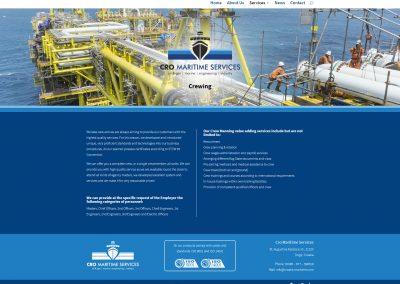 Cro Maritime Services Crewing