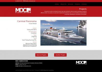 MOC Fabrication Proiect