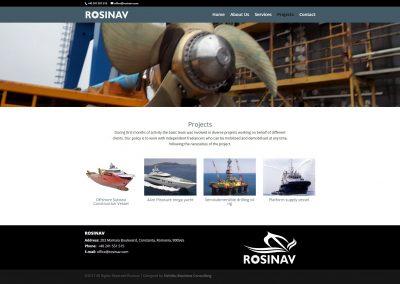 Rosinav Proiecte