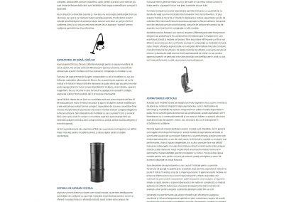 CanaVac Tipuri aspirator