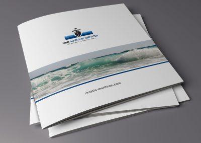 CRO Maritime Services Broșură