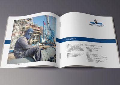 CRO Maritime Services Interior