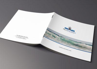 CRO Maritime Services Copertă