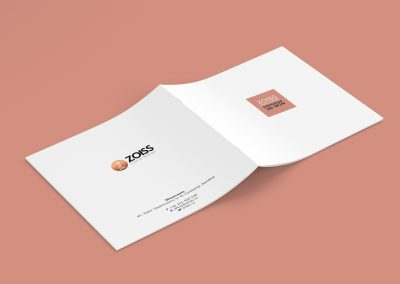 ZOISS home design Copertă