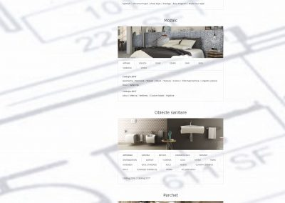 ZOISS home design Produse
