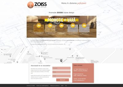 ZOISS home design Promotii