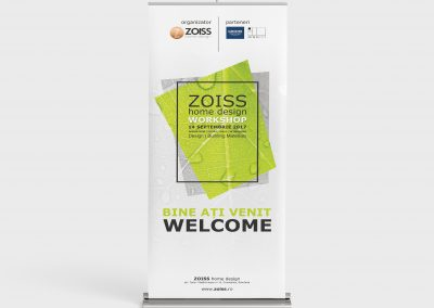 ZOISS home design Roll-up Workshop
