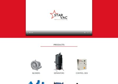 Starvac-homepage-web-sichitiu