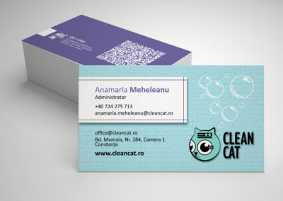 cleancat-carte-vizita-materiale-comunicare-sichitiu